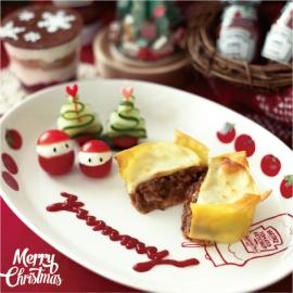 聖誕迷你千層麵